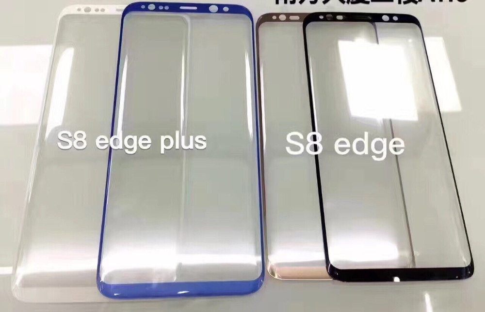 For Samsung S8 glass Galaxy S8 plus tempered glass S8+ glass S8 full cover screen protector free samples!!