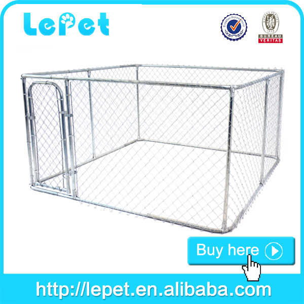 2015 hot selling pet cage /gavanized kennel for dog