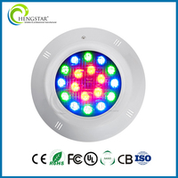color changing embedded led pool light remote control led swimming pool light