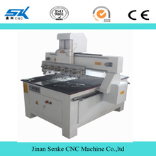 glass lathe for cutting work from senke China supplier 1mm 2mm 3mmcnc glass cutting engraving machine mirror cutting machine