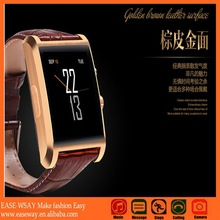 WP001 2015 new arrival watch phone avatar et-1i , phone call sleeping monitor smart watch