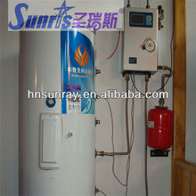 2013New Product Low Price High Quality 300L Heat Pipe Split Pressured Solar Water Heater With CE,ISO9001,CCC