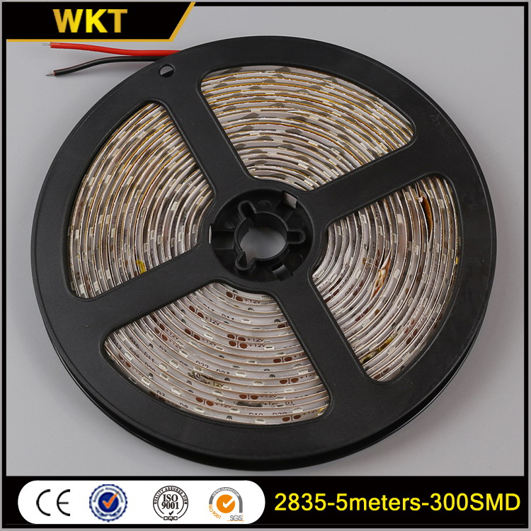 Hotnew customized 2835-5meters-300smd rgbw led light strip