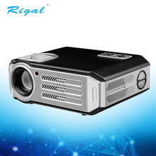 Led 2500 lumens full hd LCD support 1080p commercial theater smart projector