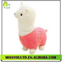 Plush Alpaca Baby Lovely Doll