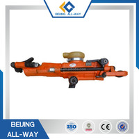 Factory Price Rock Drilling Machine With Air Leg