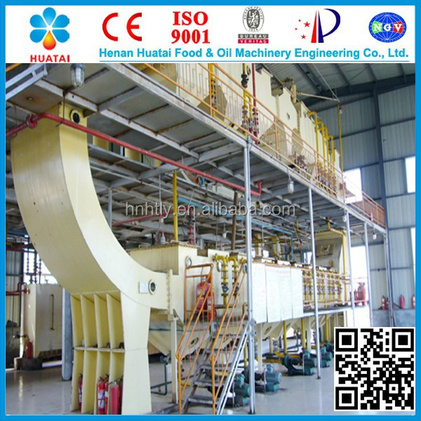Soy Oil Making Soybean Production Line