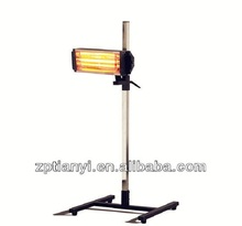 car spray booth infrared lights/lamp
