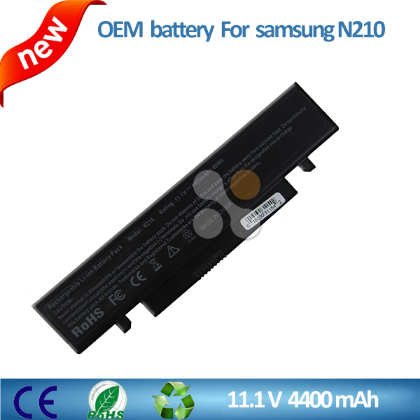 Cheap oem Laptop Battery For SAMSUNG N210 N220 NB30 X420 X520 AA-PB1VC6B