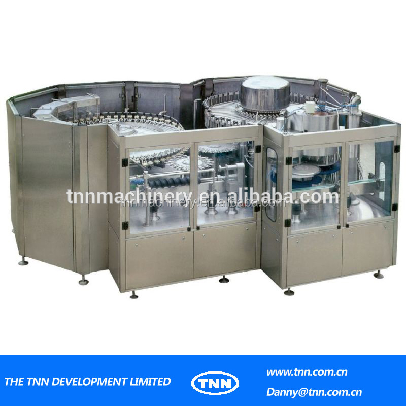 3 in 1 Full automatic water filling machine