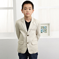 Kid fashion winter clothing jacket blazer for boy