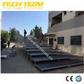 High loading capacity TUV certified party foldable stage frame