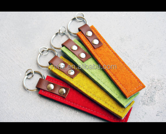 Felt key Fob/Felt Key ring/Key chains