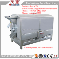 CE approved peanut roasting equipments