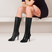 9484 thigh high boots,Western style comfortables 9cm high heel stilettos shoes boots women heels fashion