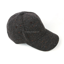 Fashion Girls Cap Women Knitted Fall Baseball Cap