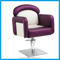 purple salon styling chair/beauty salon furniture BC095