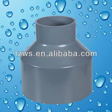 rubber pvc reducing coupling for water supply