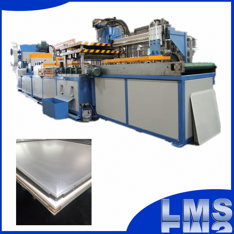 LMS lightweight ceiling panel roll forming machine