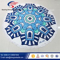 Professional Round Beach Towel and Beach blanket