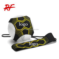 Training Soccer Ball On String Kick
