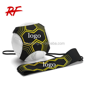 training soccer ball on string, kick solo soccer trainer