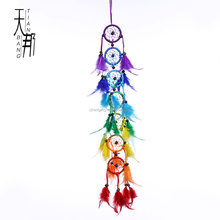 DC0122 indian style dream catcher kit decoration wholesalers