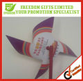 Promotional Logo Printed Plastic Garden Windmills