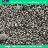 low sulfur calcined pet coke/calcined petroleum coke price