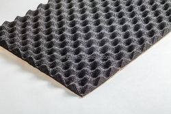 EPDM Noise Proofing Material egg crate foam pad