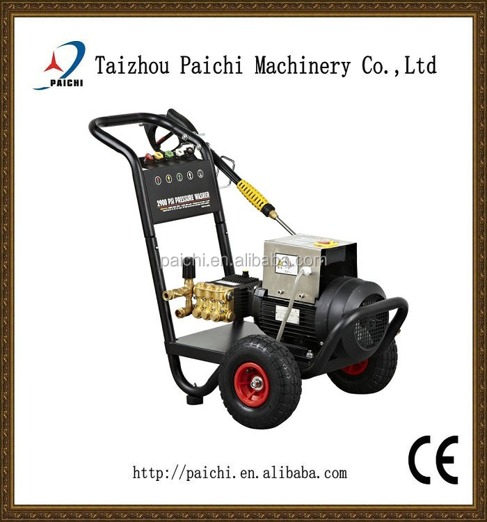 CE 3KW 380V industrial jet washer