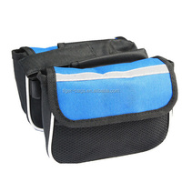 2015 Hot sale waterproof bike bags kit top tube travel camping bicycle bag mobile phone bicycle bag