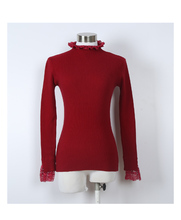 Wholesale brand new top quality knit sweaterdesigns for women