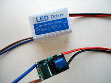 320mA led driver power supply with plastic casing Universal led driver