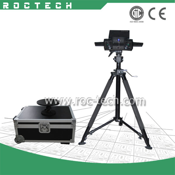 High Accurancy 3D Scanner Working For Model Scanning