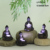 small solar lights Ip44 protection level antiqued buddha statue,led decoration light in garden lights hot sale in Australia