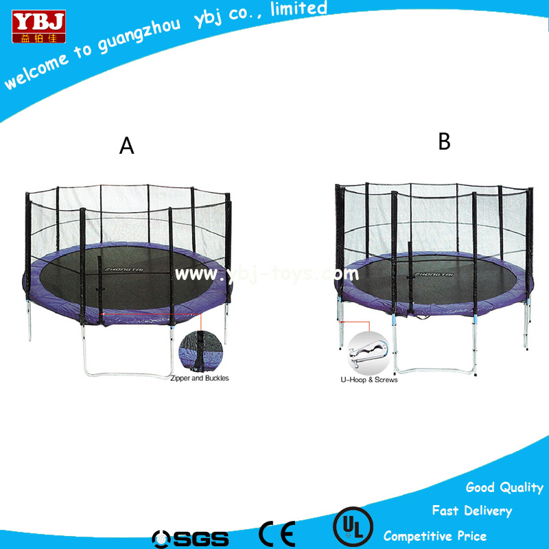 Big trampolines for sale,trampoline park,big square jumping trampoline for adults and kids