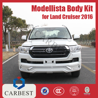 High Quality New PP Toyota Lc200 2016 Modellista Body Kits