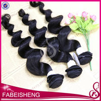 China Supplier Super Soft Dread Hair Piece Pure Unprocessed Loose Wave virgin brazilian Hair