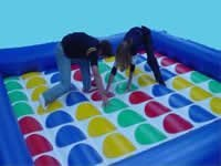 Interactive Games/Twister (Giant - Inflatable)