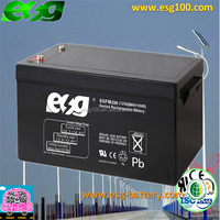 Sealed Lead Acid Battery 12V 220ah Solar Battery