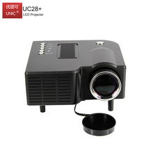 Cheap Price UNIC UC28+ Home Theater Mini Pico Pocket LED Video Projector