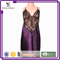 OEM Service Beautiful Transparent Elastic Bare Breast Ladies Sexy Transparent Dress