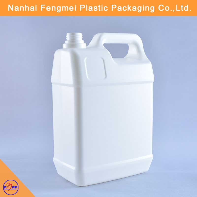 Hot selling China suppliers manufacturing 5L HDPE plastic containers