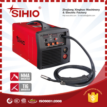 Quality CE MIG130 MIG175 inverter low price digital mig welder