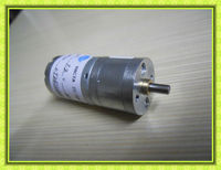 LT25GA370 long life 25mm diameter gearbox 4mm shaft variable speed 6v battery operated mini motor