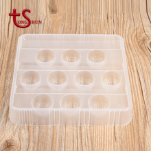 Waterproof plastic pvc food blister packaging for chicken eggs