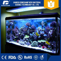 clear solid acrylic block, large plastic fish tank for sale