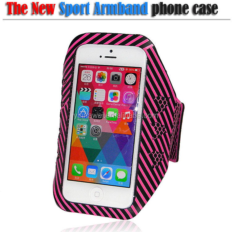 Professional Running Armband, Plastic Arm Band for Mobile