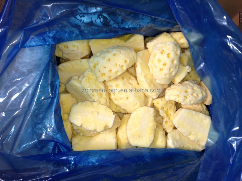 Natural frozen and dried pineapple slices/dried fruits/pet snack rabbit food for small animals